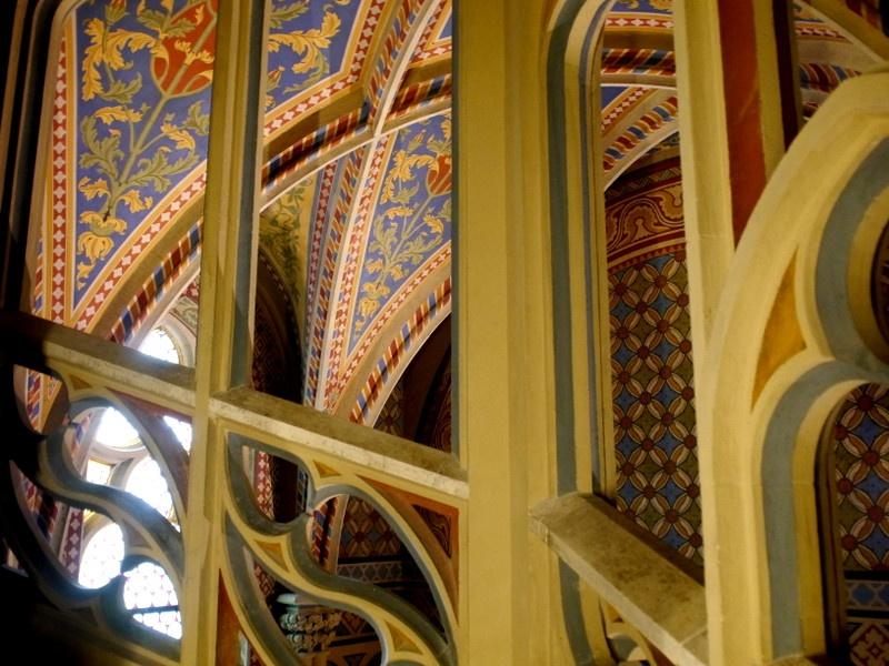 Ecclesiastical patterns